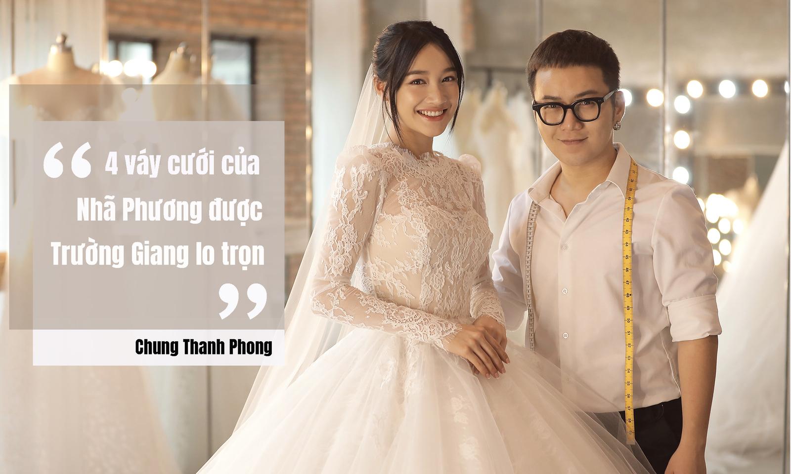 Đã hơn một tuần lễ trôi qua nhưng đám cưới của Trường Giang - Nhã Phương vẫn là đề tài được nhắc đến. Trong đó, hình ảnh cô dâu chú rể xuất ...