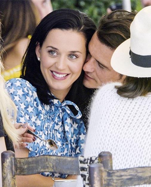 Orlando muốn cưới Katy Perry.
