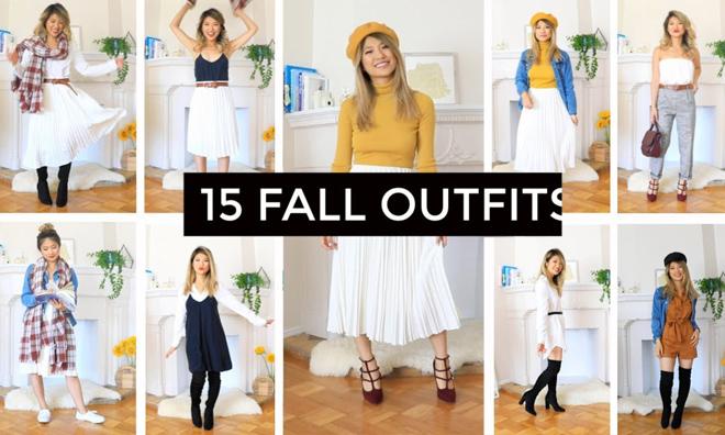 15 gợi ý phối đồ khi bạn không có gì để mặc