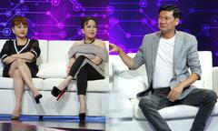 Tiết Cương ví Việt Hương, Lê Giang với 'sư tử và cọp'