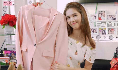 Ngọc Trinh tiết lộ 20 món thời trang quan trọng trong tủ đồ - Ngôi sao