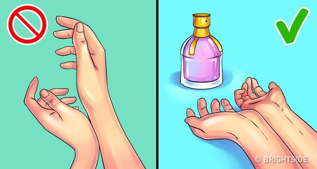 Mẹo dùng nước hoa nàng sành điệu nào cũng nên biết - 3