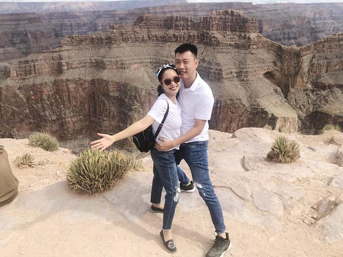 Vợ chồng Ốc Thanh Vân sang Mỹ kỷ niệm 10 năm ngày cưới - 8