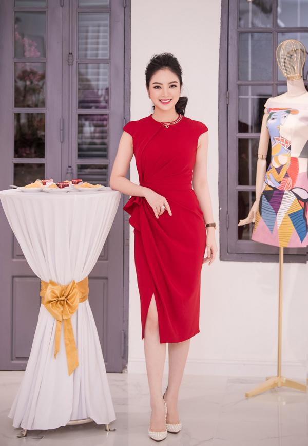 8 mỹ nhân Việt mặc đẹp nhất tuần (8/10) - ảnh 3