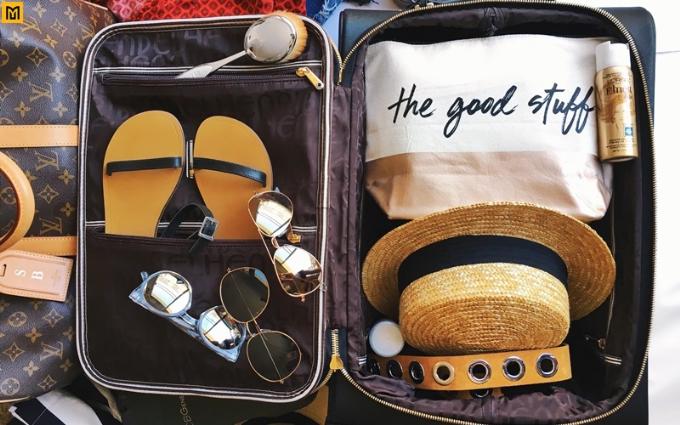 4 vật dụng không nên bỏ sót trong chuyến du lịch - 1