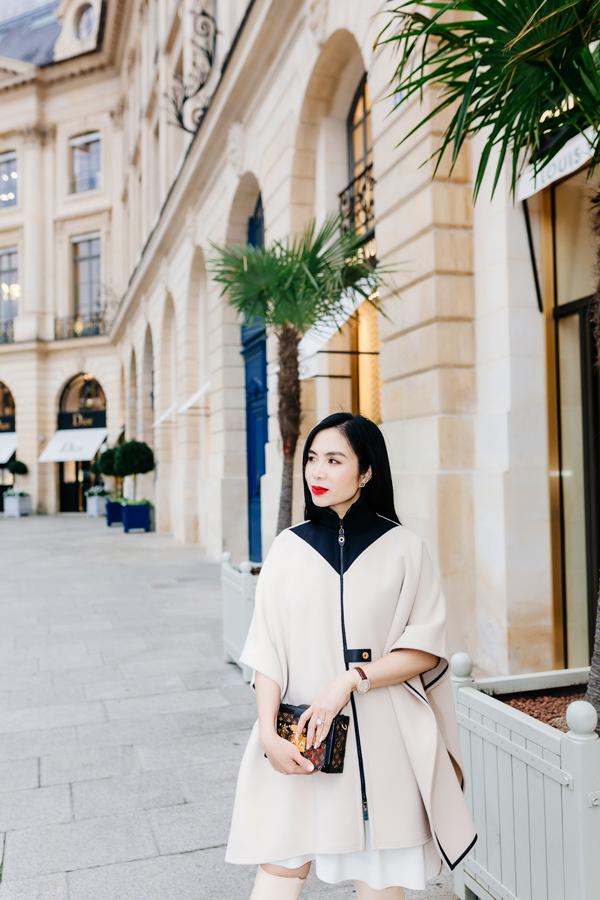 CEO Elise là khách mời show thời trang xuân hè của Louis Vuitton - ảnh 2