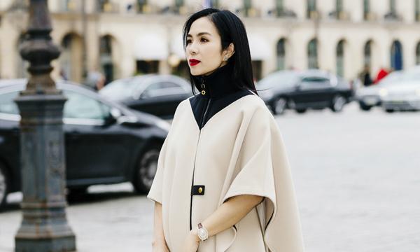 CEO Elise là khách mời show thời trang xuân hè của Louis Vuitton