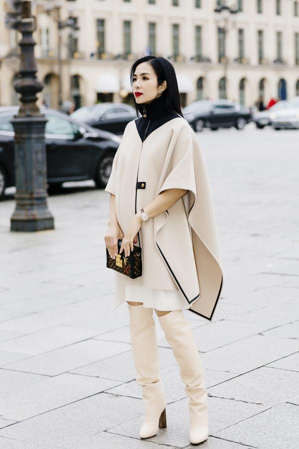 CEO Elise là khách mời show thời trang xuân hè của Louis Vuitton - ảnh 1