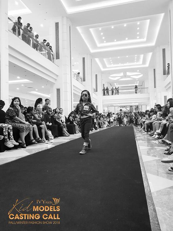 IVY moda casting dàn mẫu nhí, khởi động mùa mốt thu đông 2018 - ảnh 3