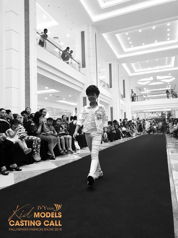 IVY moda casting dàn mẫu nhí, khởi động mùa mốt thu đông 2018 - ảnh 4