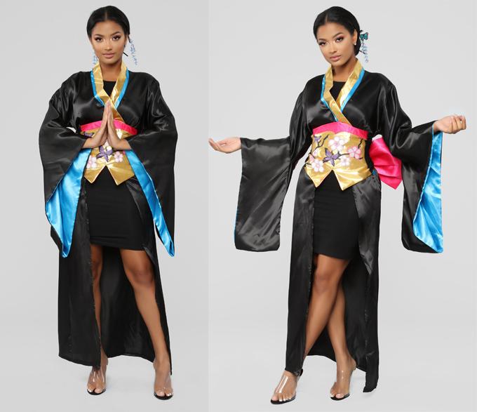 Trang phục Halloween hình tượng geisha bị phản đối - ảnh 1
