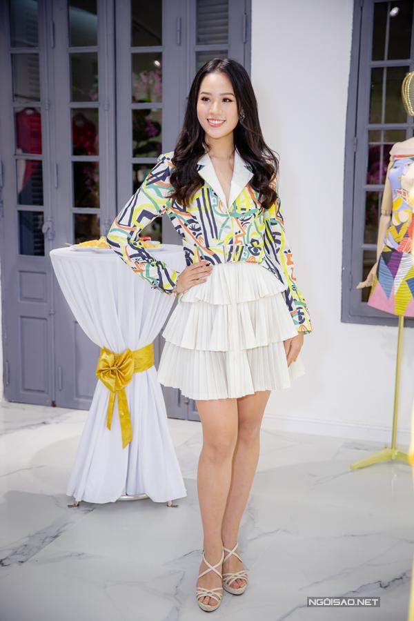 Người đẹp Nguyễn Hoàng Bảo Châu của Hoa hậu Việt Nam 2018.
