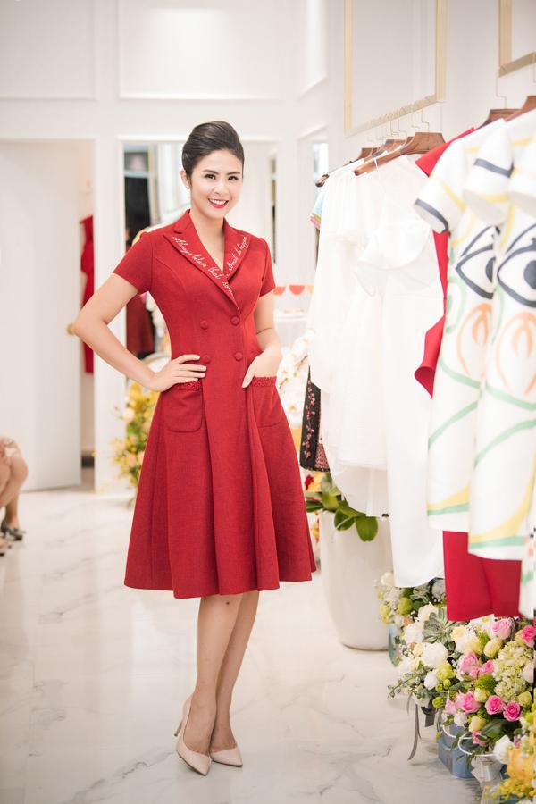Hoa hậu Ngọc Hân
