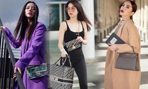 3 người đẹp Việt chi tiền không tiếc tay để làm mới tủ đồ