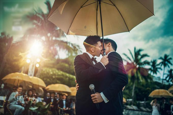 Đám cưới \'Hoàng tử - Lọ Lem\' của hai mỹ nam Trung Quốc