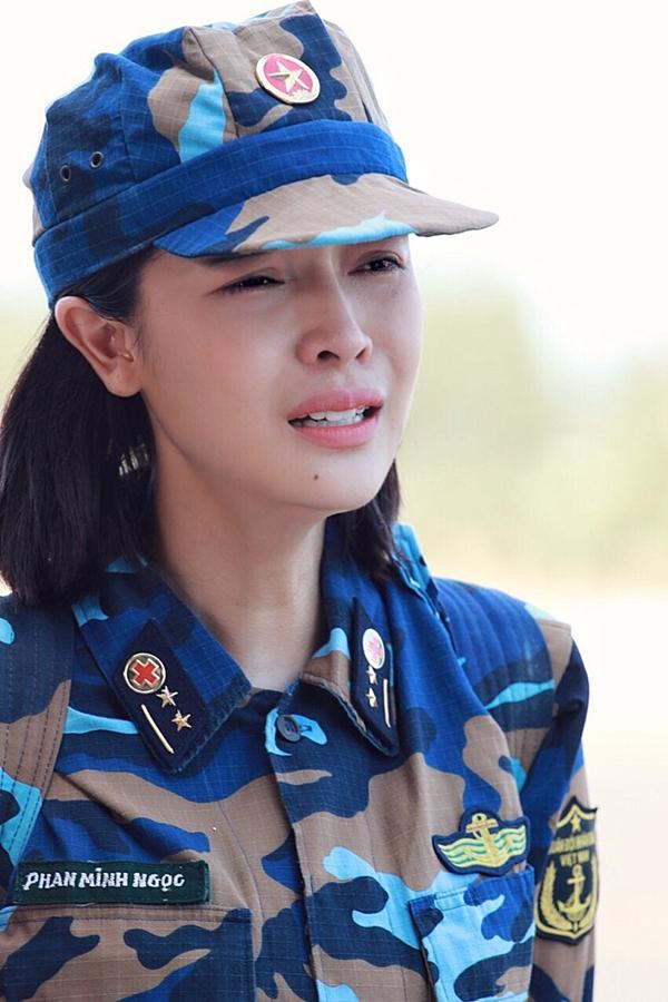 Cao Thái Hà đau lòng khi tát Hữu Vi trong phim Hậu duệ mặt trời - 2
