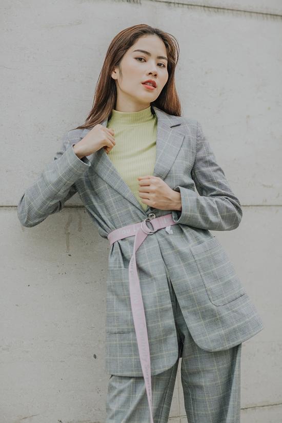 Chị gái Nam Em khoe street style cùng dàn thí sinh The Face - ảnh 2