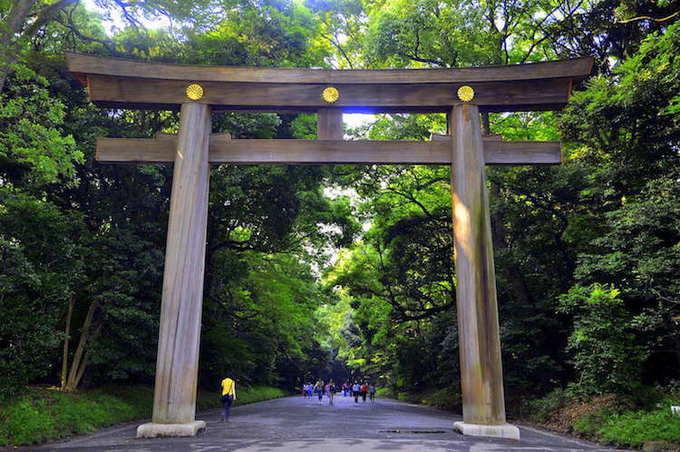 4 cổng Torii nổi tiếng ở xứ Phù Tang - 2