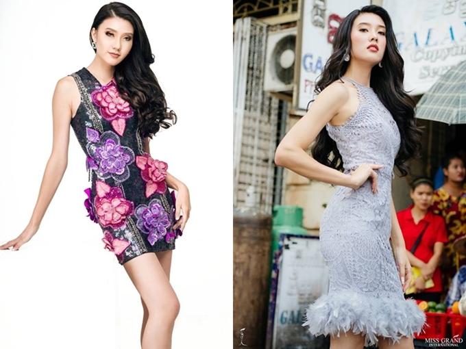Hoa hậu Nhật Bản - Haruka Oda đang được đánh giá cao cho vương miện năm nay. Người đẹp 24 tuổi,cao 1,8m.