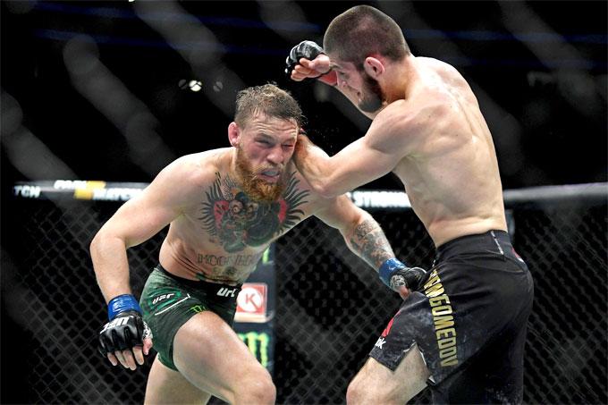 Gã điên McGregor bị cấm thi đấu một tháng