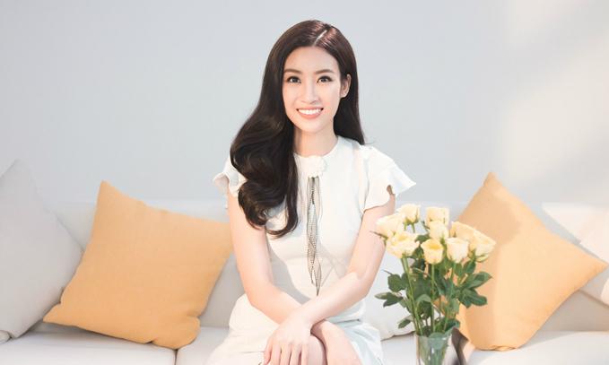 Đỗ Mỹ Linh tiết lộ 4 bí quyết để sở hữu làn da không tỳ vết