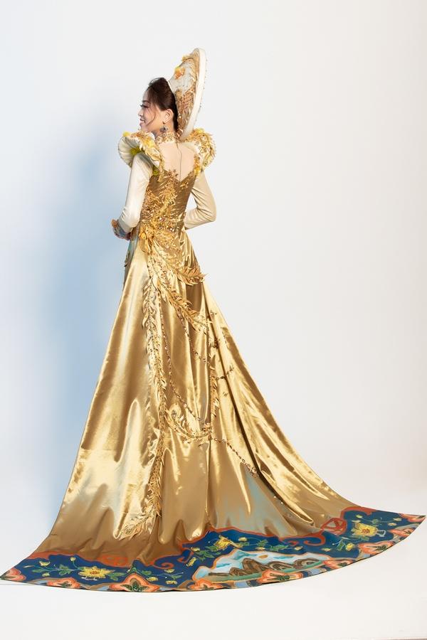 Đêm thi trang phục truyền thống của Miss Grand International sẽ diễn ra vào tối 12/10.