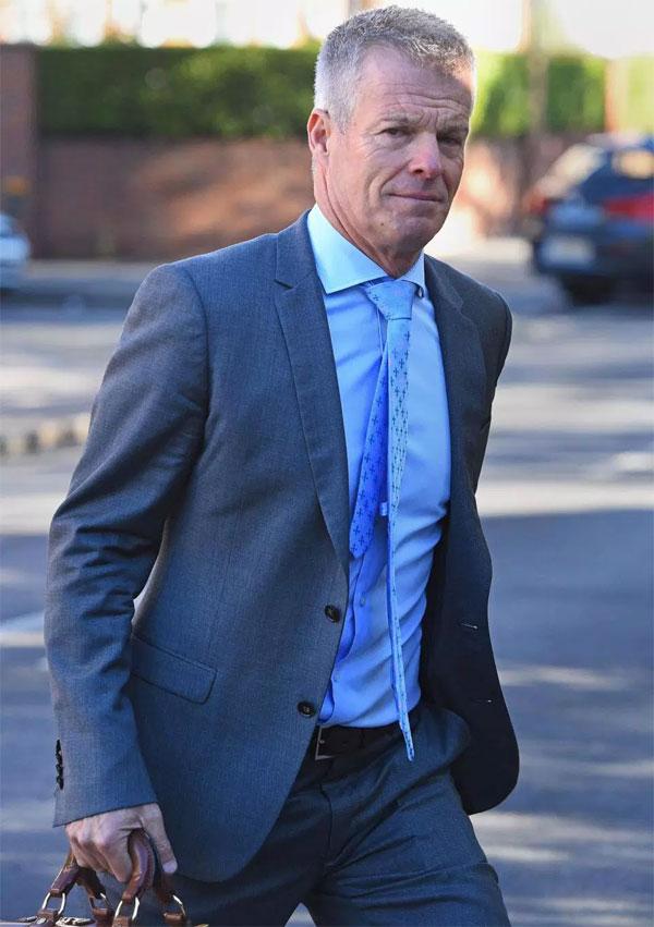Luật sư Nick Freeman. Ảnh: TS.