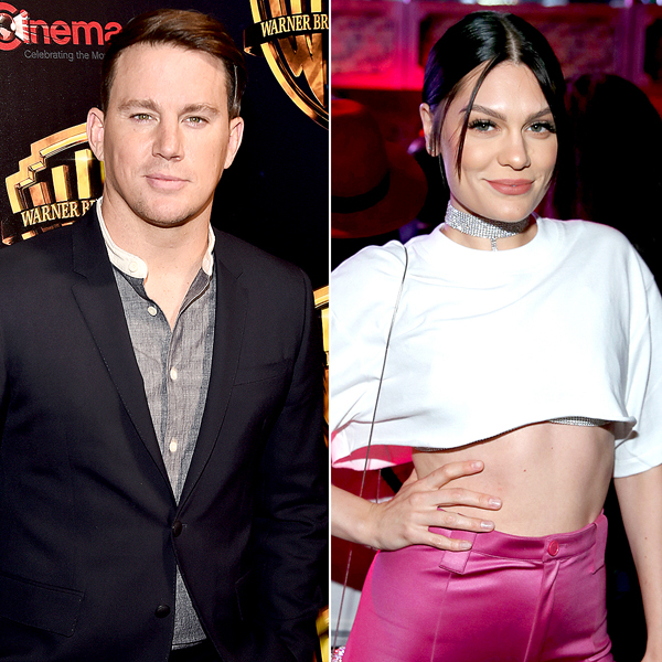 Channing Tatum và Jessie J.