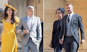 Khách dự cưới Harry - Meghan dùng băng vệ sinh để khỏi đi toilet