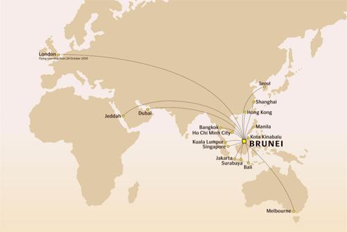 Bay thỏa thích với giá vé ưu đãi của Royal Brunei - ảnh 2