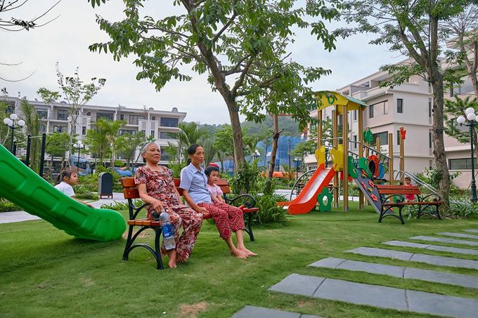 Không gian sống xanh cùng tiện ích nội khu cao cấp tại Green Bay Garden - ảnh 6