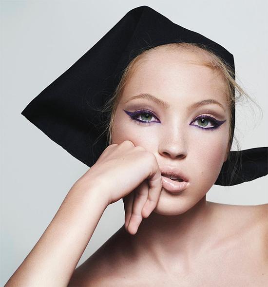 Con gái 16 tuổi của Kate Moss nối gót mẹ trở thành người mẫu - ảnh 5