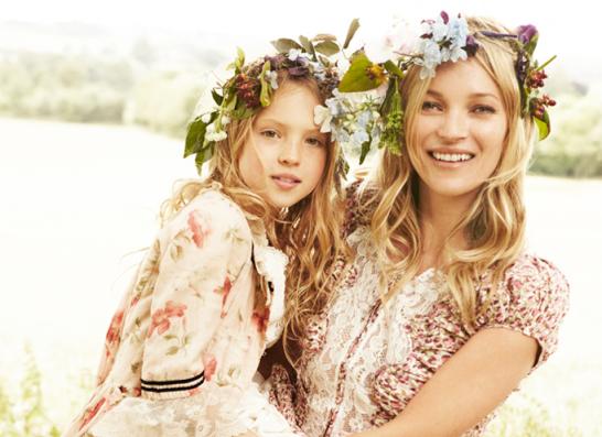 Con gái 16 tuổi của Kate Moss nối gót mẹ trở thành người mẫu - ảnh 8