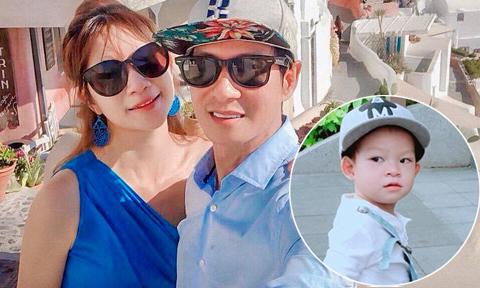 Con trai Lý Hải - Minh Hà bỏ ăn 10 ngày vì mắc bệnh tay chân miệng