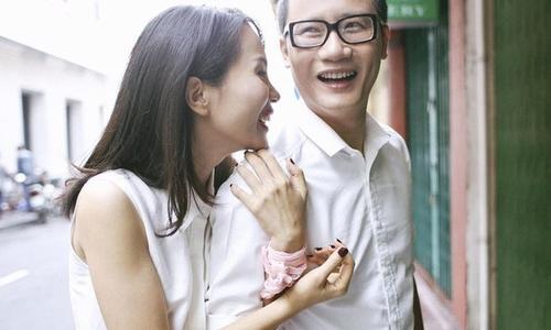 Bà xã Hoàng Bách: 'Chẳng nên tiếc người chồng không biết trân trọng vợ'