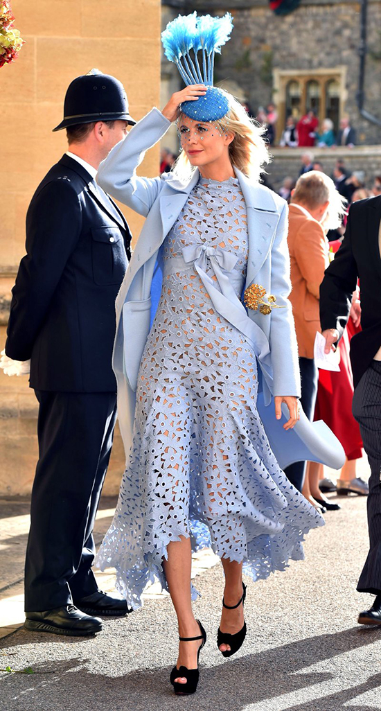 Người mẫu kiêm diễn viên Poppy Delevignine - em gái của CaraDelevignine.
