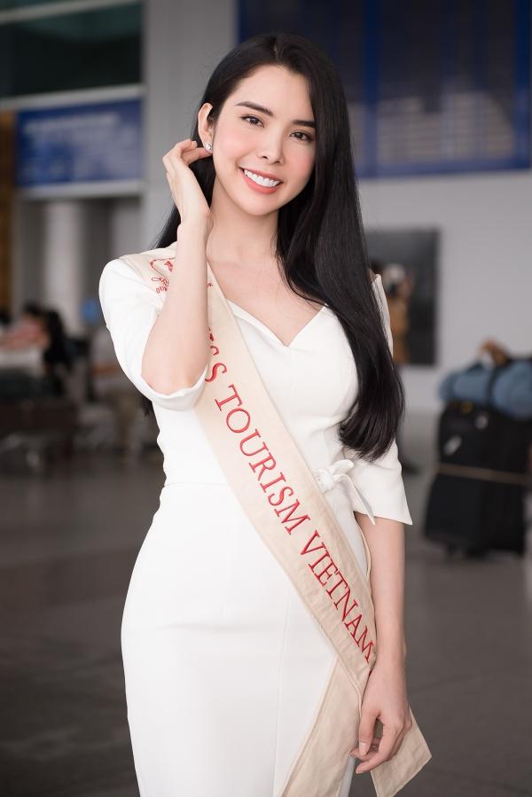 Liên Bỉnh Phát tiễn người đẹp Huỳnh Vy đi thi quốc tế - 3