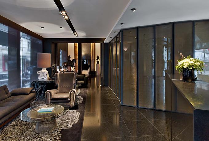 Khách sạn nghìn đô với ô cửa gây sốt của Ngọc Trinh - 7
