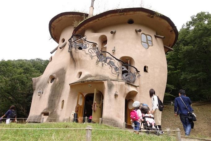 \'Sống ảo\' trong vườn cổ tích đẹp như mơ ở Nhật Bản