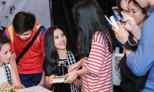 Á hậu Thúy An: 'Tự tin là bước khởi đầu của tuổi trẻ'