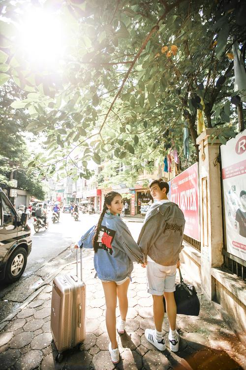 Ngoài máu kinh doanh, Phượng và Joo còn có sở thích đi du lịch và... ăn nhiều.