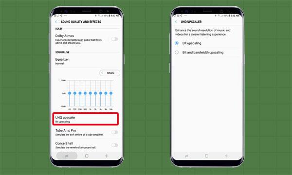 Những tính năng ít biết trên Galaxy Note 9