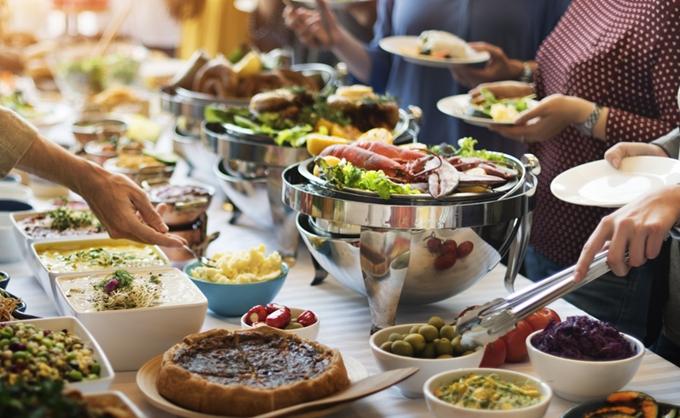 Ăn buffet không lỗ vốn
