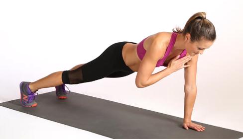6 động tác cuối ngày giúp siết nhỏ vòng eo và đùi