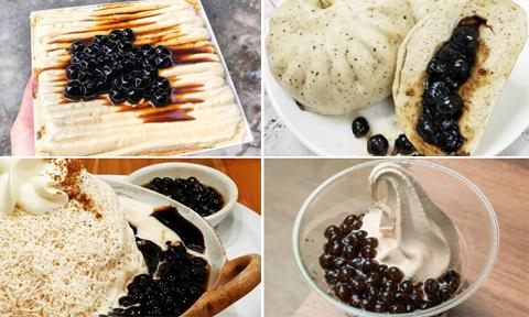 8 biến thể của trà sữa trân châu khiến giới mê ăn uống sôi sục