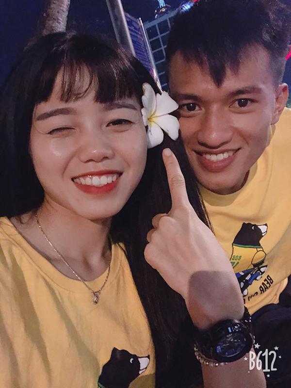 Phạm Hoàng Quỳnh và Hồ Ngọc Thắng sẽ làm đám cưới vào tháng 11 tới. Ảnh: FB.