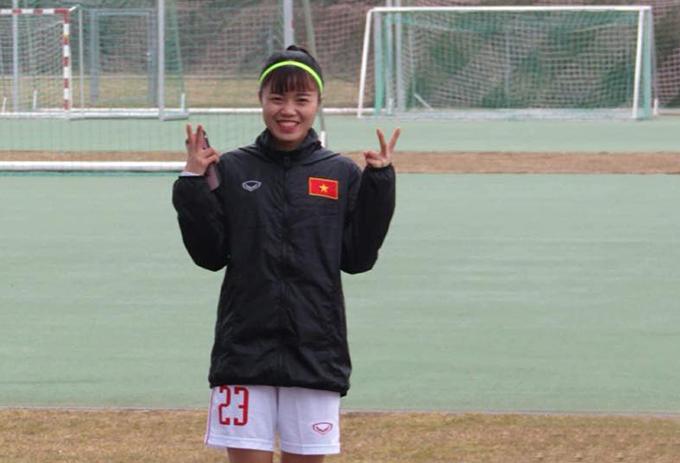 Hoàng Quỳnh từng nhiều năm khoác áo tuyển Việt Nam. Ảnh: FB.