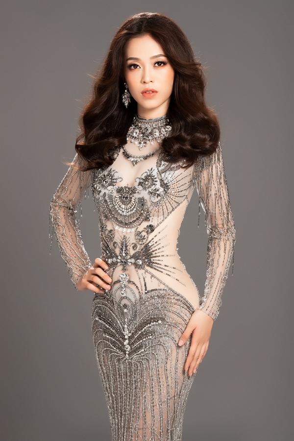Bộ trang phục dân tộc của Phương Nga cũng đứng thứ 2 bình chọn yêu thích nhất và có cơ hội chiến thắng giải thưởngnày.