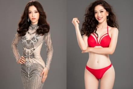 Bùi Phương Nga khoe hình thể với bikini và dạ hội