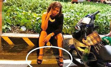 Nữ tài xế lái BMW gây tai nạn liên hoàn ở Sài Gòn
